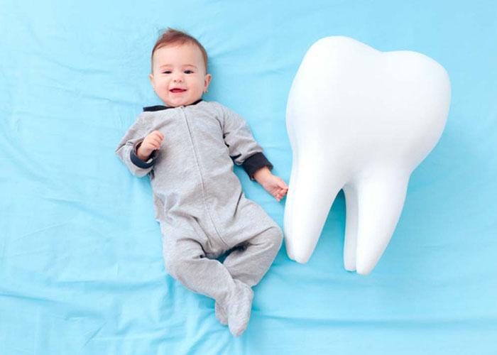 Caries dental infantil. Prevenir las caries en bebés