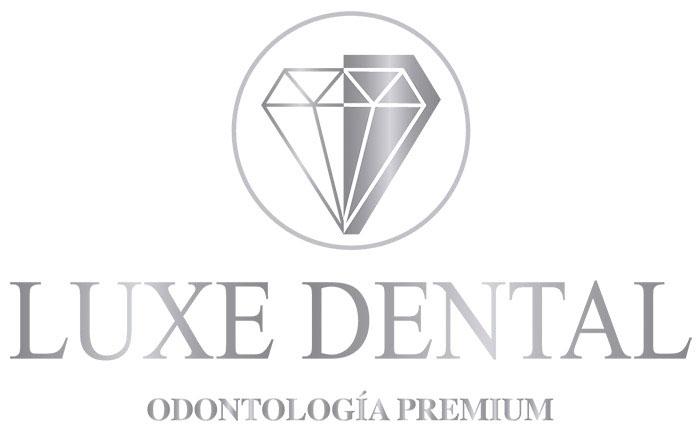 Logo Vertical - Clínica Luxe Dental