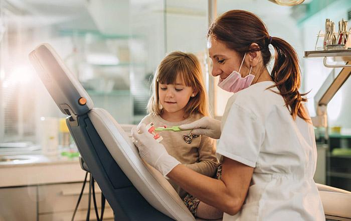 Tratamientos Odontopediatría